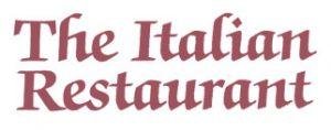 Italian REstautrant Logo