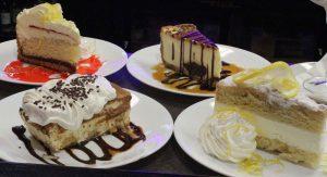 Real italian Desserts